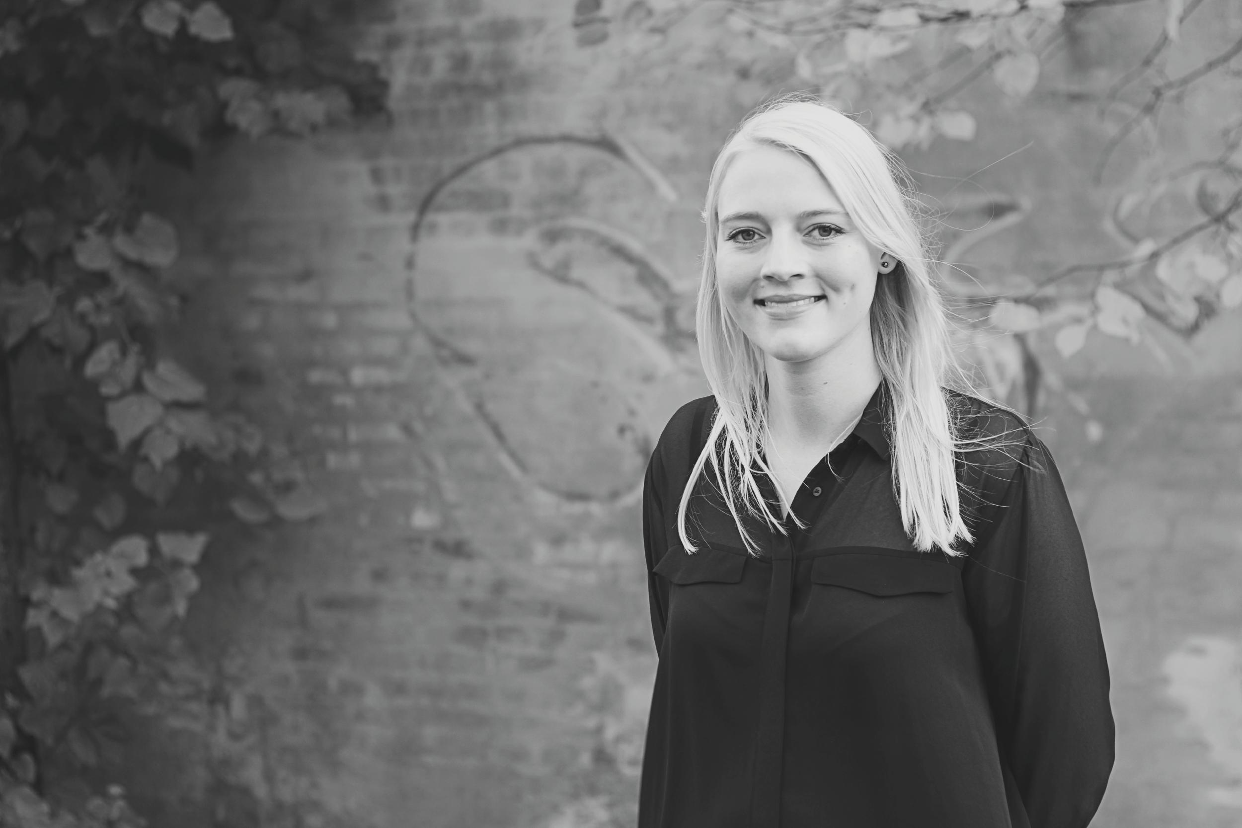 portrætbillede, grafisk design, krims, maria refsgaard, aarhus, freelance
