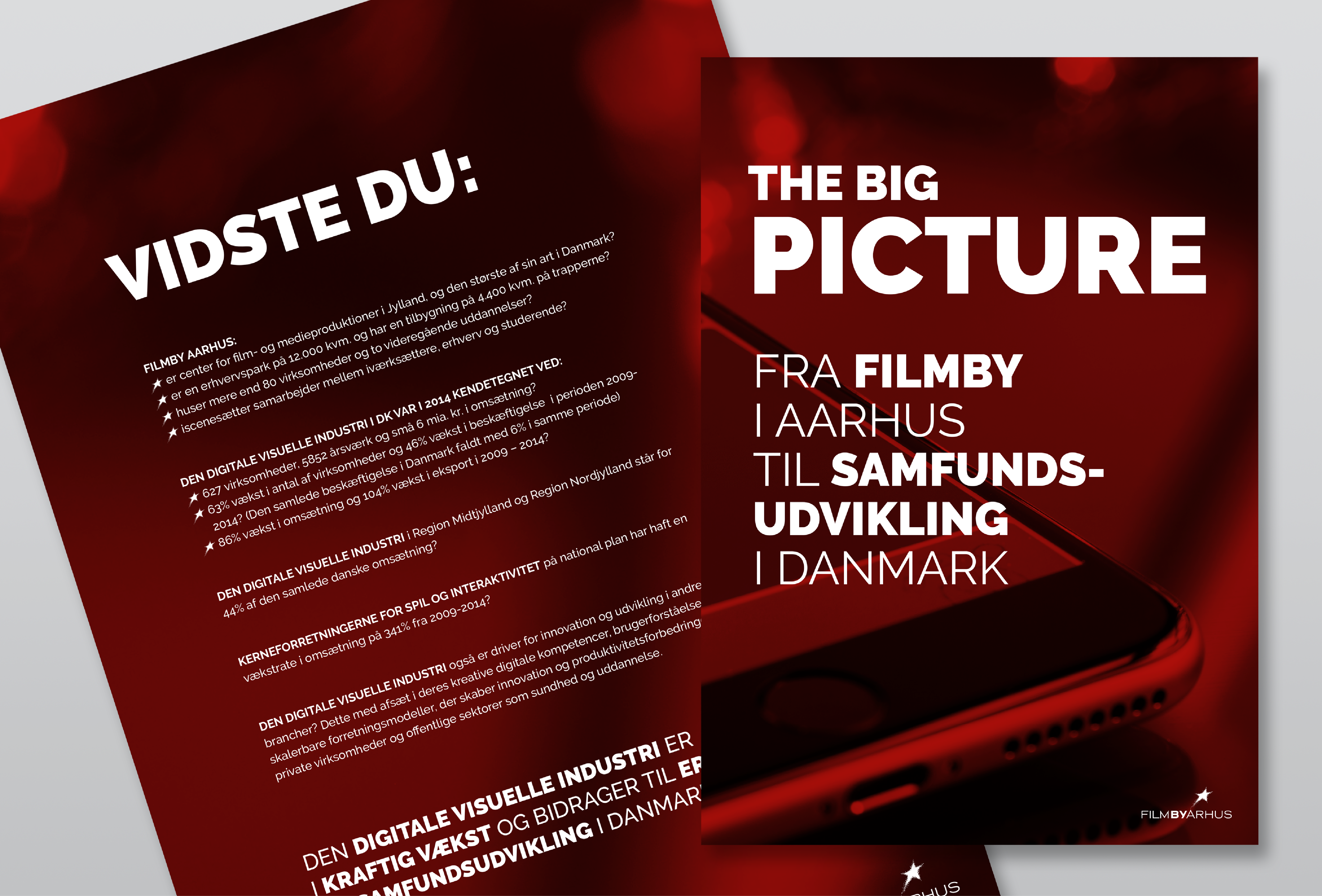 Filmby aarhus, magasin, maria refsgaard, krims, grafisk design, freelance, selvstændig, aarhus