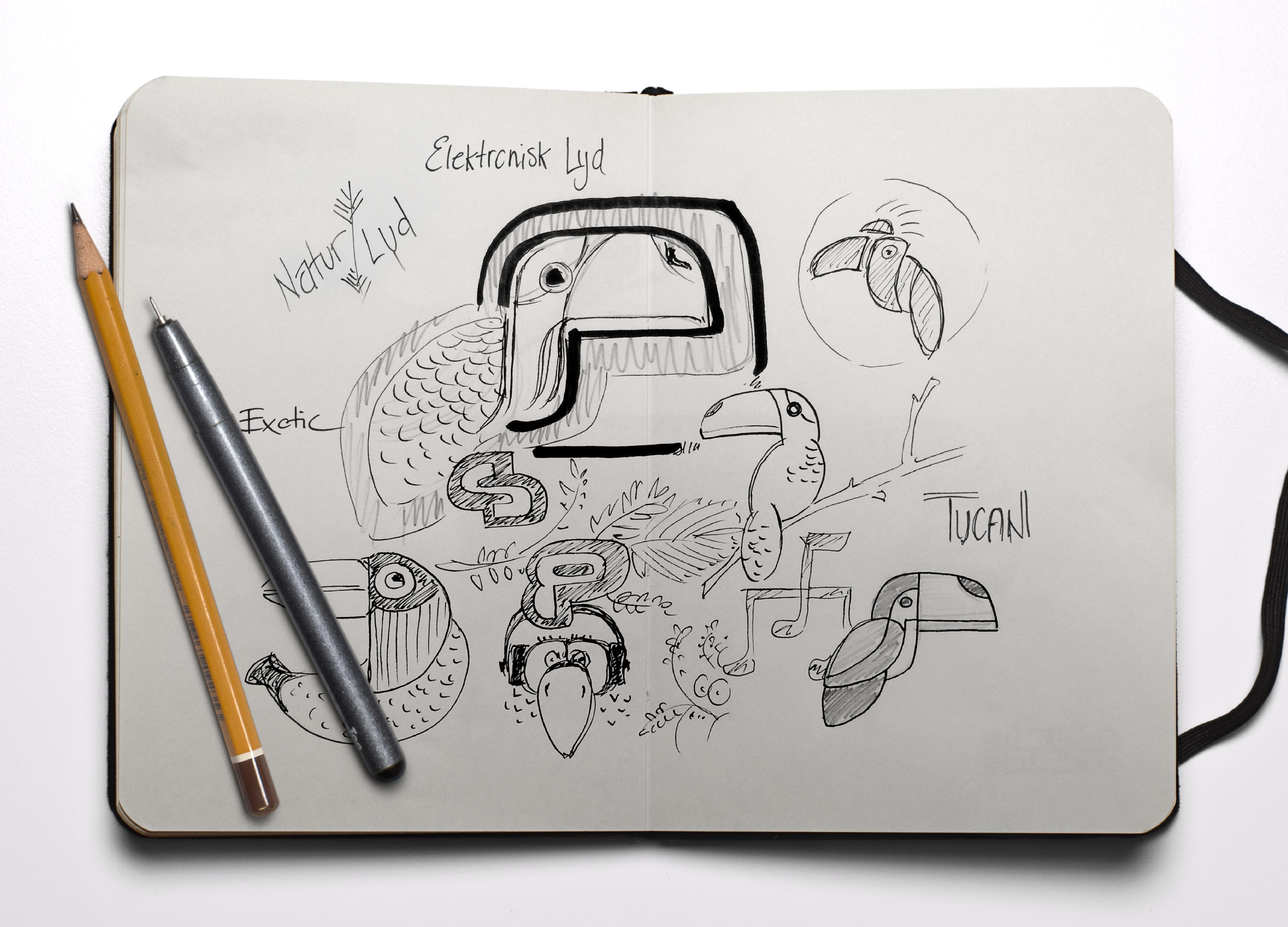 stella polaris, visuel identitet, logo, grafisk design, krims, maria refsgaard, freelance, aarhus